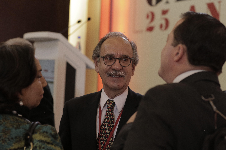 Jimena Pachón y Carlos Eduardo Jaramilla