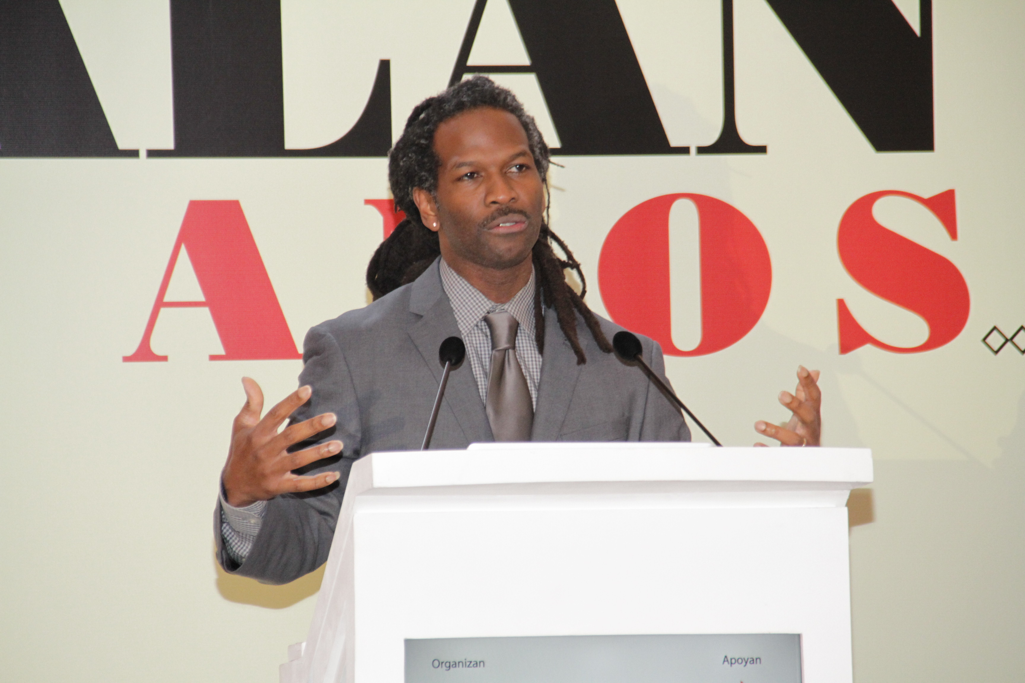 Carl Hart, PhD Neurocientífico Universidad de Columbia