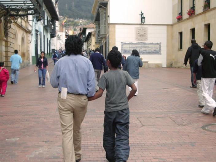 Recorrido Centro de Bogotá