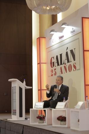 Óscar Naranjo, Negociador Plenipotenciario del Gobierno Colombiano en los Diálogos de Paz en la Habana y Exdirector de la Policía Nacional de Colombia