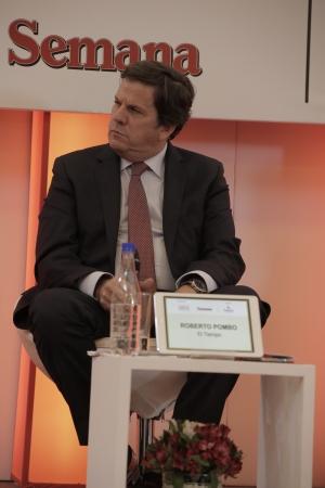 Roberto Pombo, Director de El Tiempo