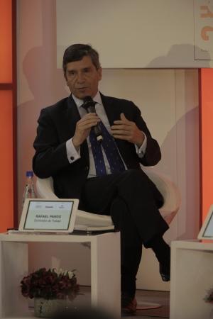 Rafael Pardo, Exministro de Trabajo