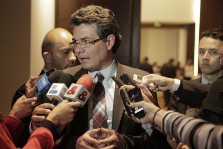 Alejandro Gaviria , Ministro de Salud