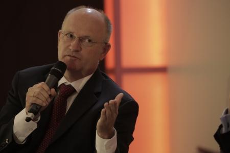 Bo Mathiasen . Representante en Colombia de la oficina de Naciones Unidas contra la Droga y el Delito