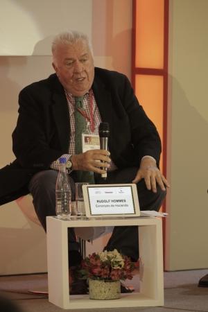 Rudolf Hommes, Exministro de Hacienda