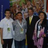 Parlamentarios Juveniles y universitarios reciben capacitación en la Escuela Galán
