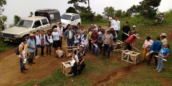CAMBIANDO CULTIVOS ILÍCITOS POR PROYECTOS PRODUCTIVOS PARA LA REGIÓN
