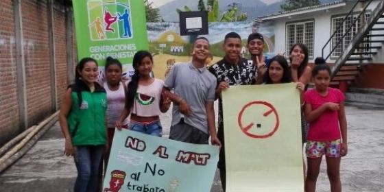 ESCUELA GALÁN  E  ICBF DE LA MANO PARA  LA ATENCIÓN A LA PRIMERA INFANCIA,  NIÑEZ  Y ADOLESCENCIA EN EL PAÍS